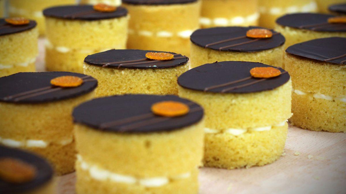 Jaffa Orange Cake Nancy