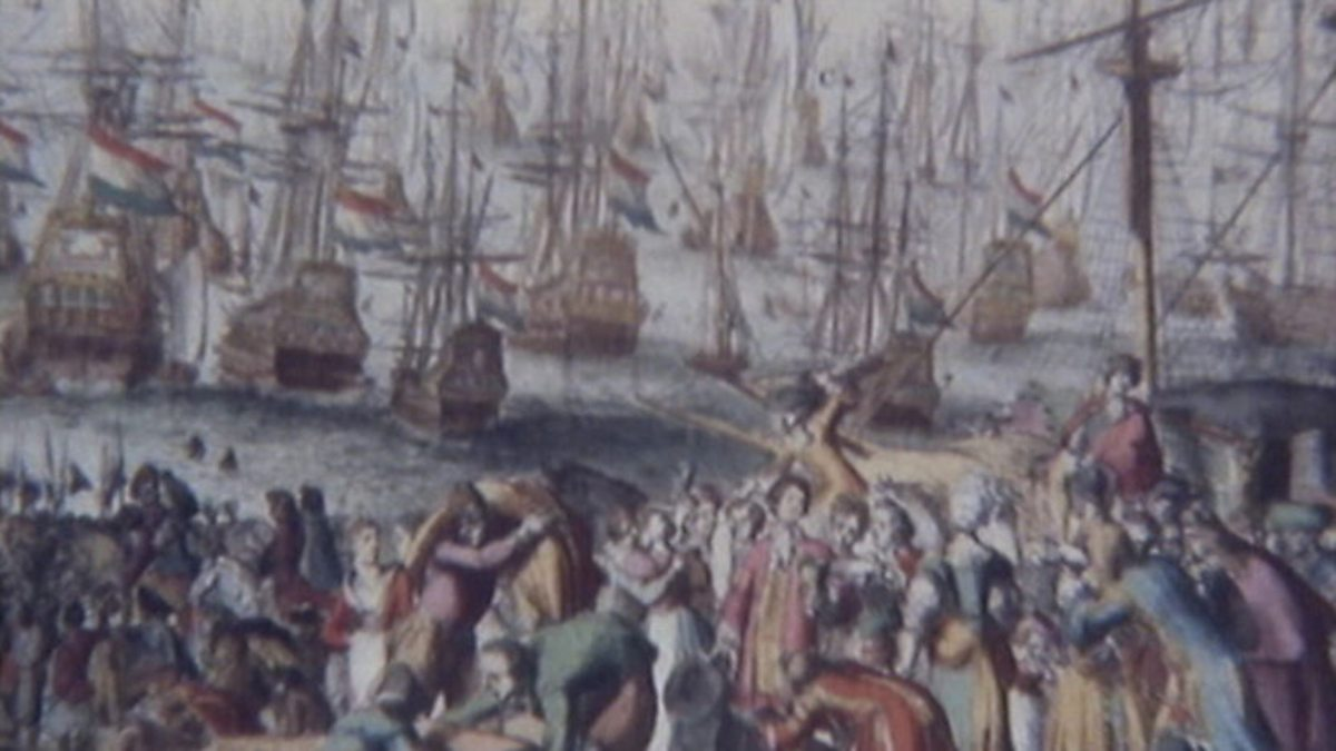 a history of the glorious revolution in france The glorious revolution was when william of orange took the english throne  from  charles agreed that england would join france in war against holland  and that he  the second credibility story of the glorious revolution was that the .