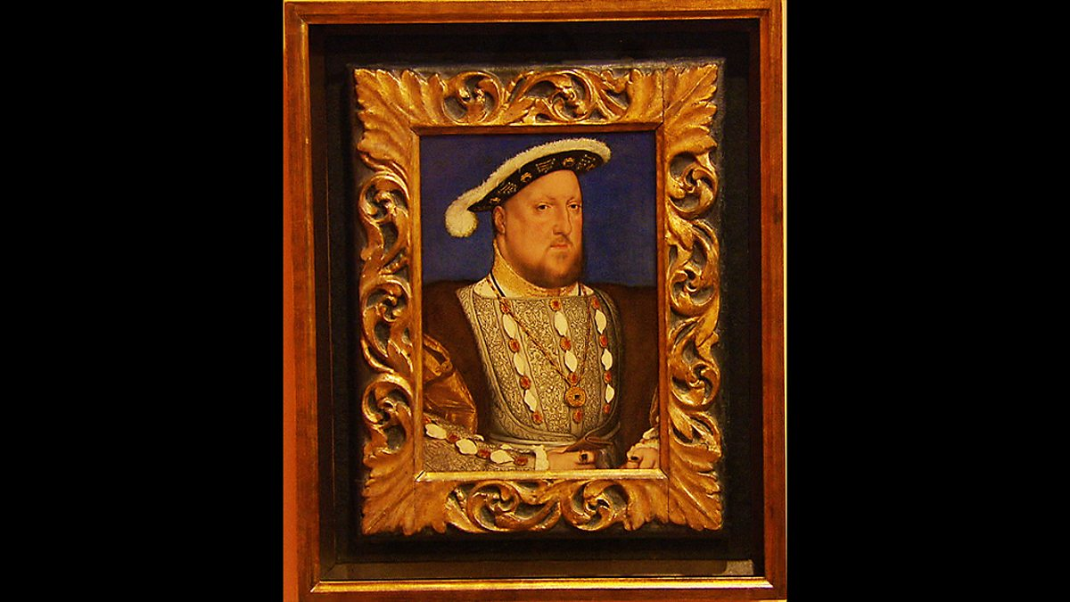 Young Portraits of Henry Viii Portrait of Henry Viii by Hans