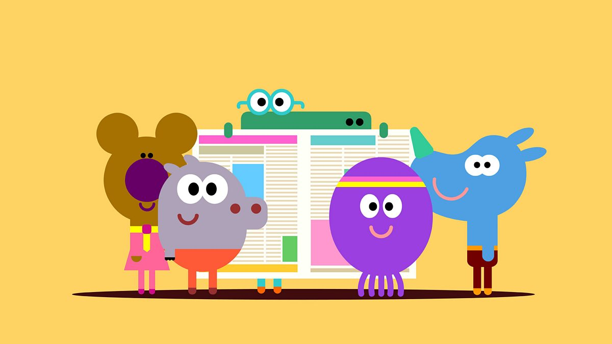 Bbc Iplayer Hey Duggee 16 The Paper Boat Badge
