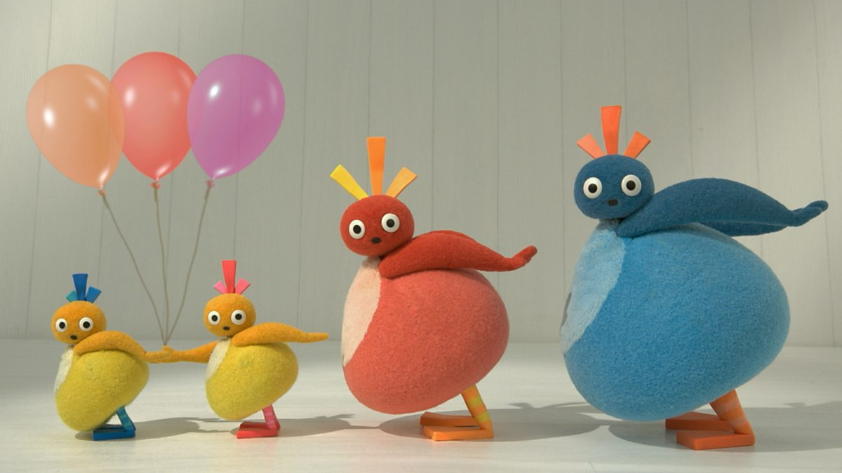 BBC Blogs CBeebies Grown ups Introducing Twirlywoos Anne Wood And Professor Cathy Nutbrown