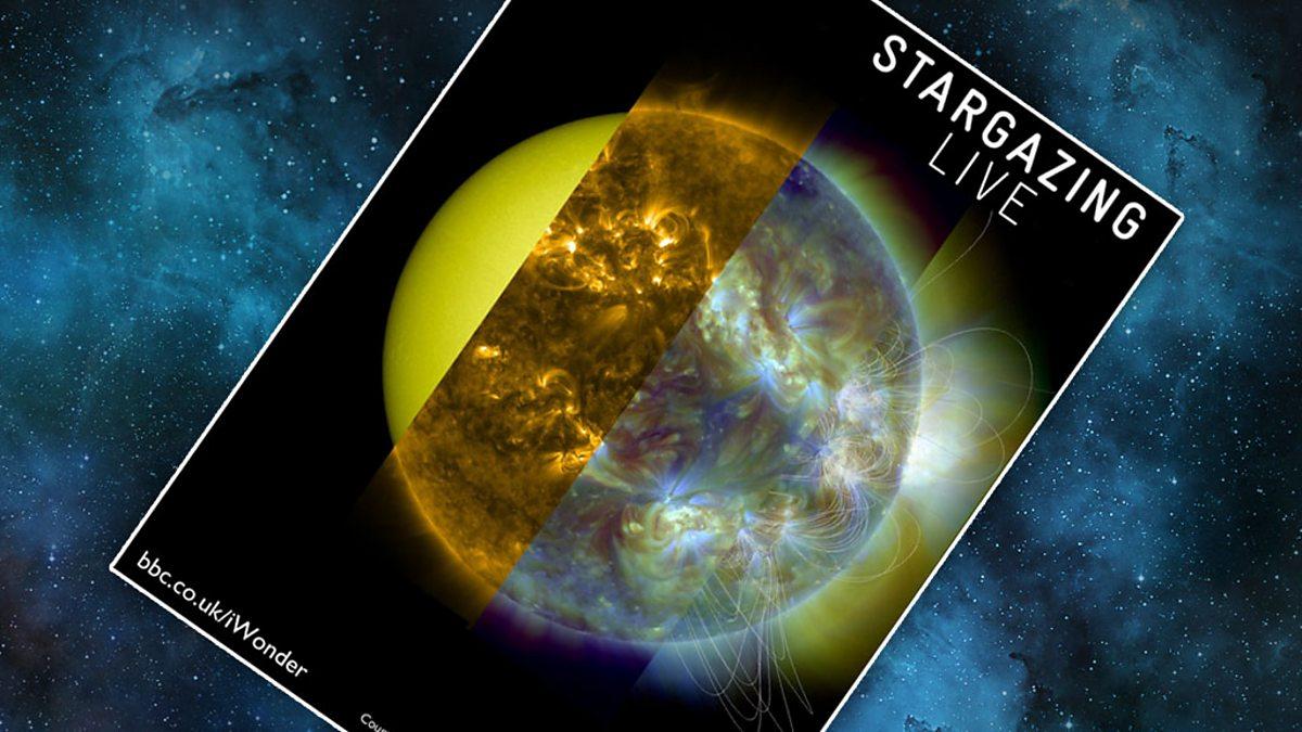 BBC Two - Stargazing Live - NASA Sun poster (PDF)