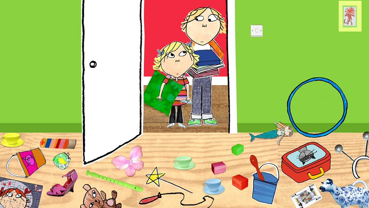 Bbc Iplayer Charlie And Lola Series 2 1 It Is