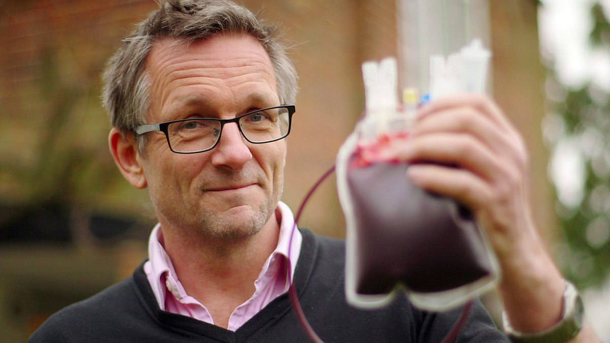 The Wonderful World of Blood with Michael Mosley
