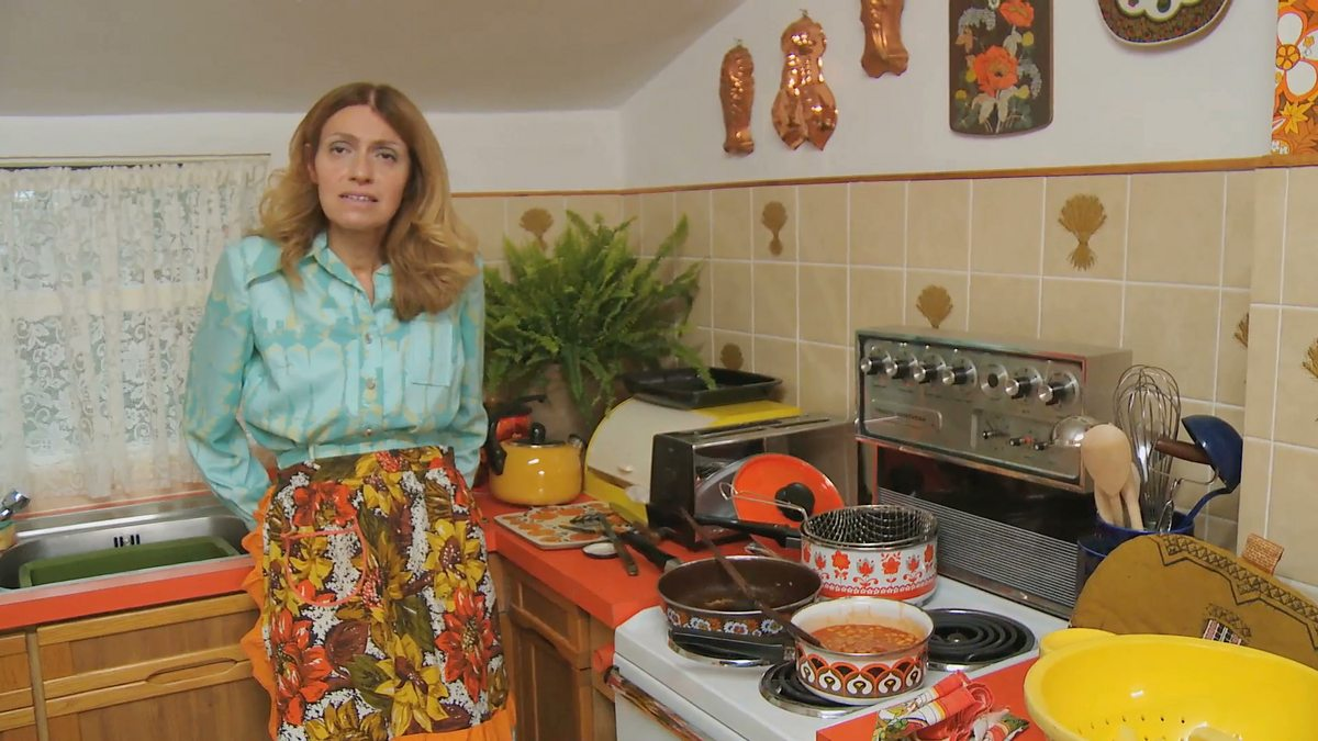 bbc two back in time for dinner 1970s it 39 s time to get. Black Bedroom Furniture Sets. Home Design Ideas