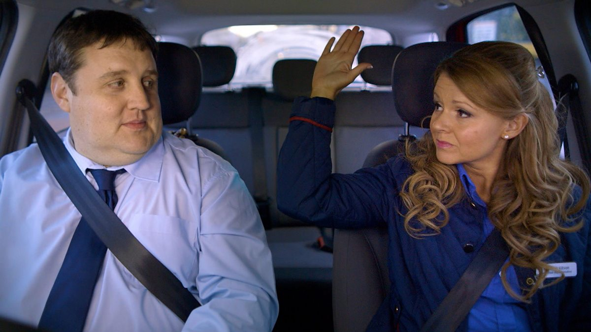 New Car Share Peter Kay
