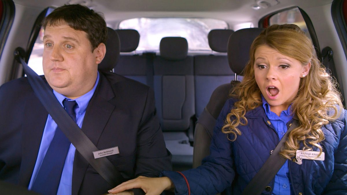 Peter Kay S Car Share Episode  Cast
