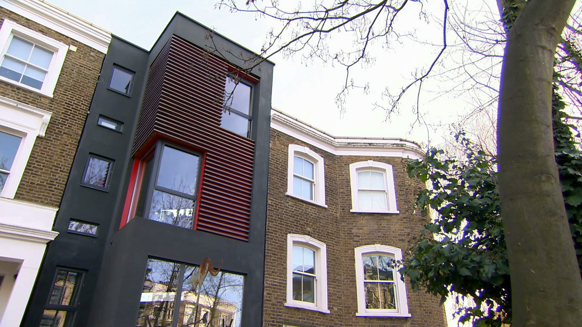Bbc two the house that 100k built series 2 heidi and for Homes built for 100k