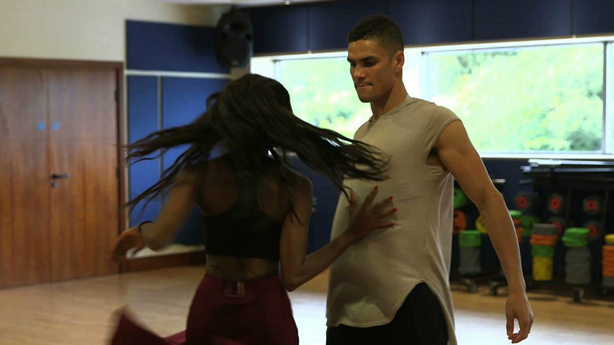 BBC One - Strictly Come Dancing, Anthony Ogogo and Oti Mabuse First ...