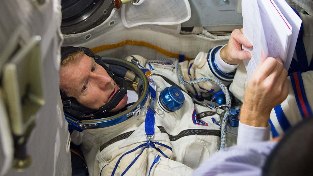 Horizon Tim Peake Special: How To Be An Astronaut - Episode 11-08-2019