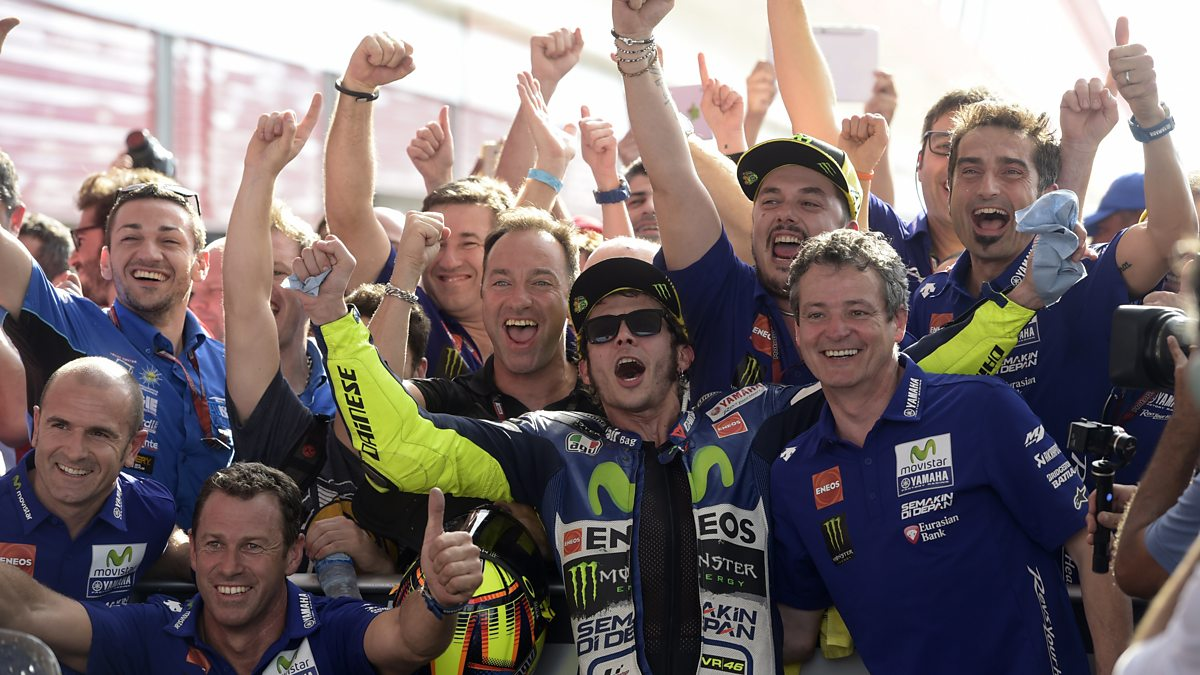 BBC World Service - Sportsworld, Life as Valentino Rossi's mechanic
