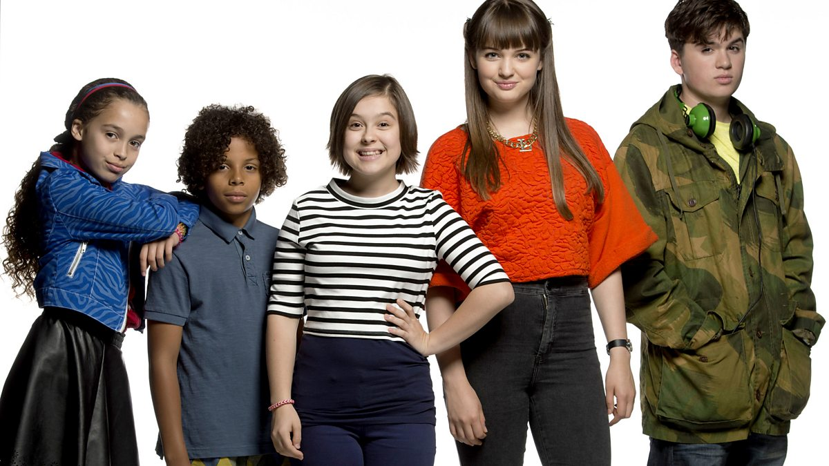 Millie Inbetween - Series 4: 5. Millie Makes Peace