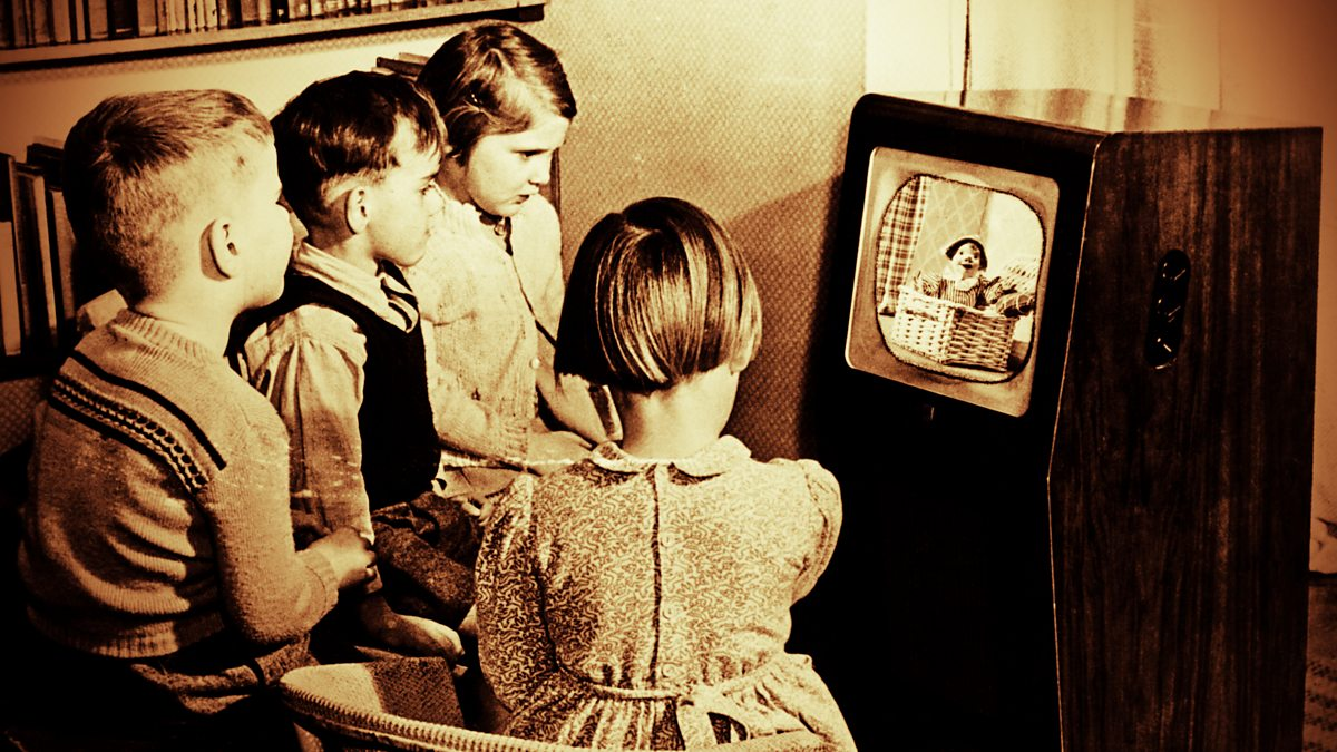 From Andy Pandy To Zebedee: The Golden Age Of Children's Television - Episode 14-04-2020