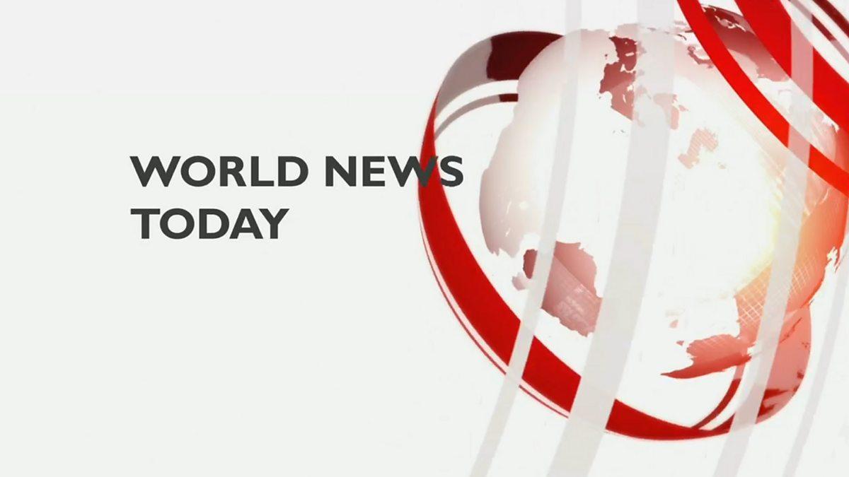 BBC World News ...