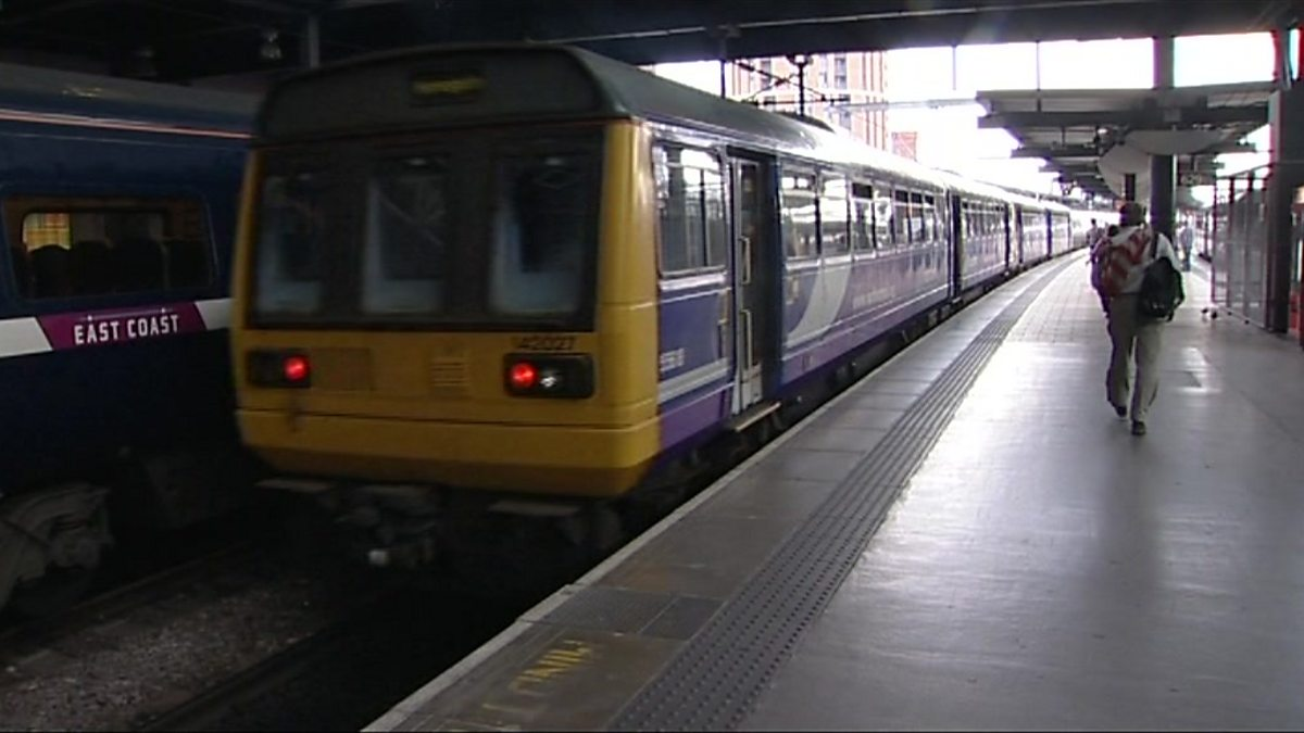 Bbc Travel Trains Leeds