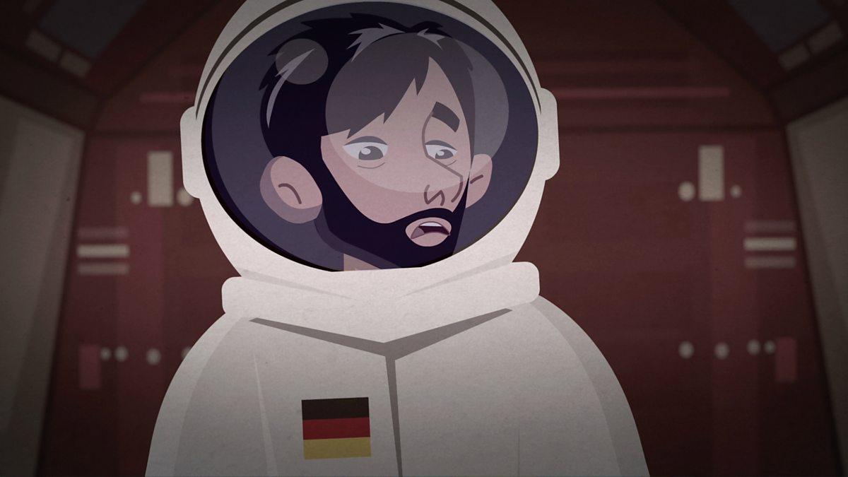 BBC - Bitesize, The Astronaut