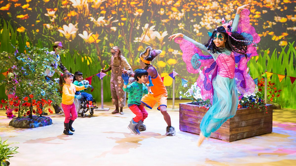 Cbeebies Ballet: The Tortoise And The Hare - Episode 21-09-2019