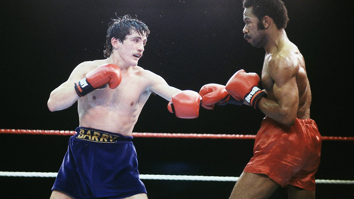 BBC World Service - Sportshour, Barry McGuigan and his Eurovision tale
