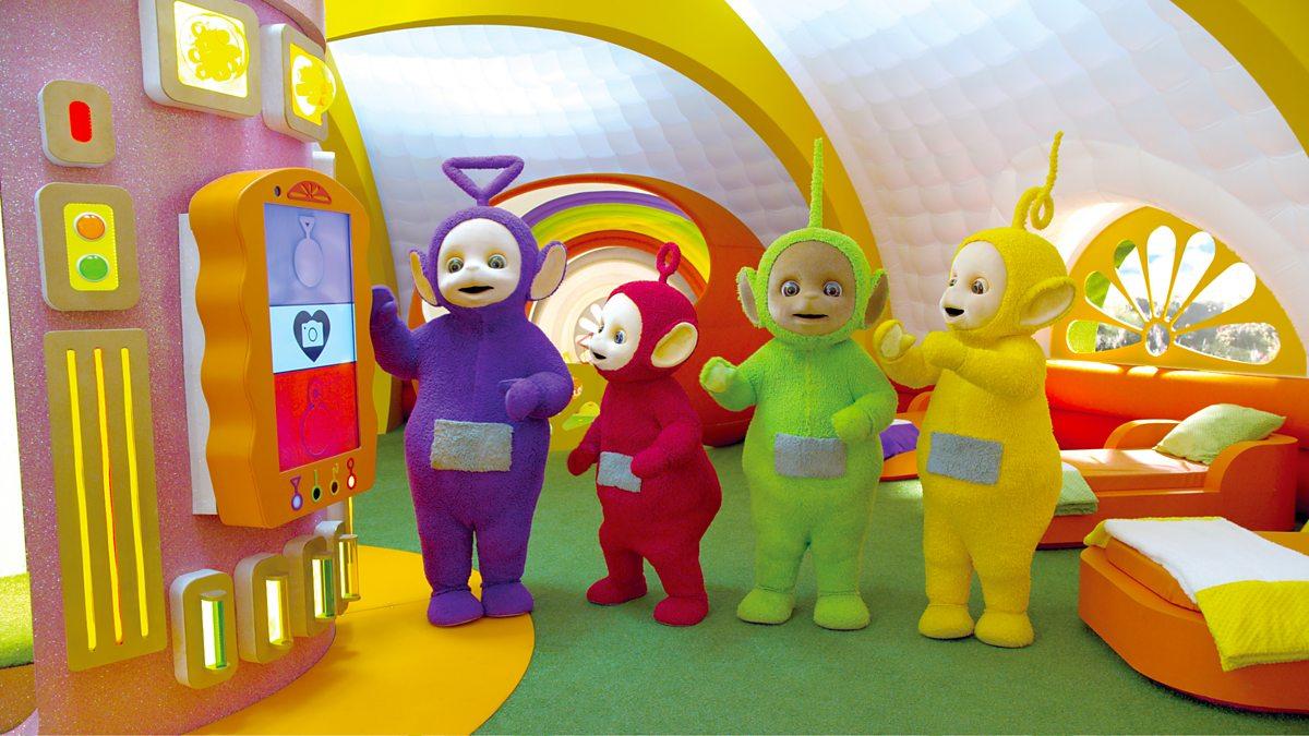 Teletubbies Tv Series Bing Images