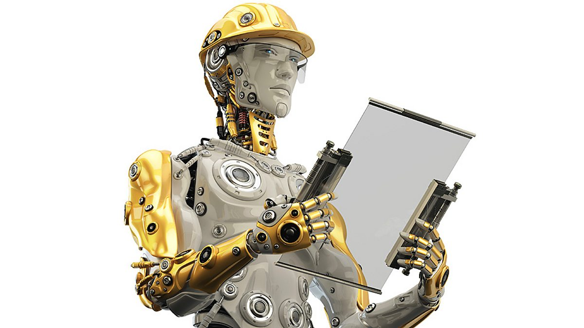BBC Learning English - 6 Minute English / Will robots take our jobs?