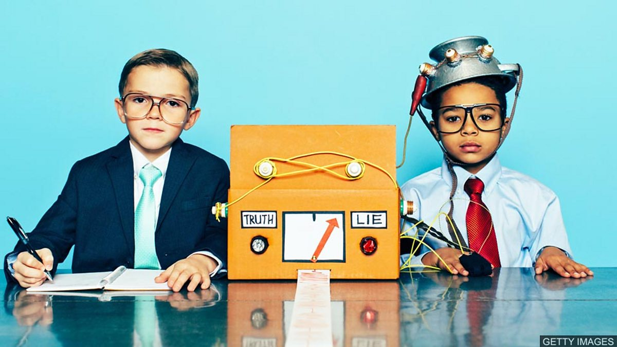 BBC Learning English - 6 Minute English / Lying to children