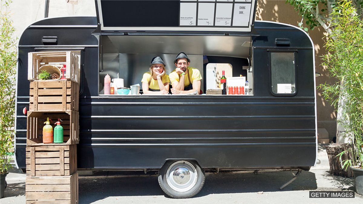 BBC Learning English - 6 Minute English / Street food: Why is it
