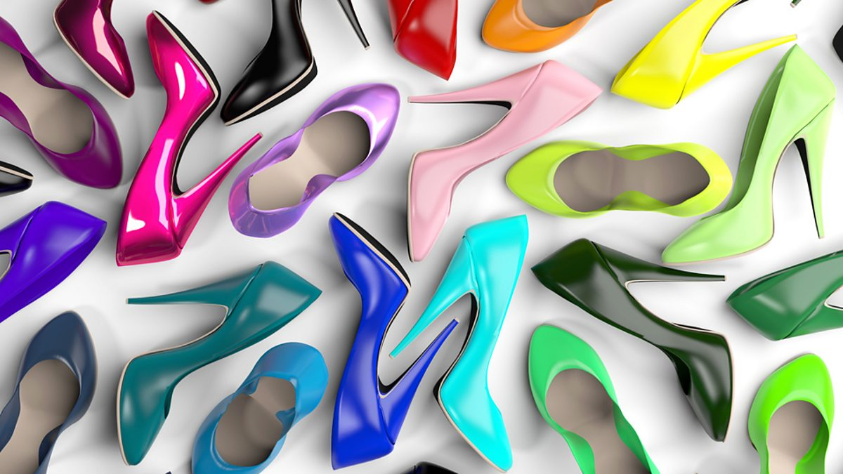 BBC Learning English - 6 Minute English / High heels