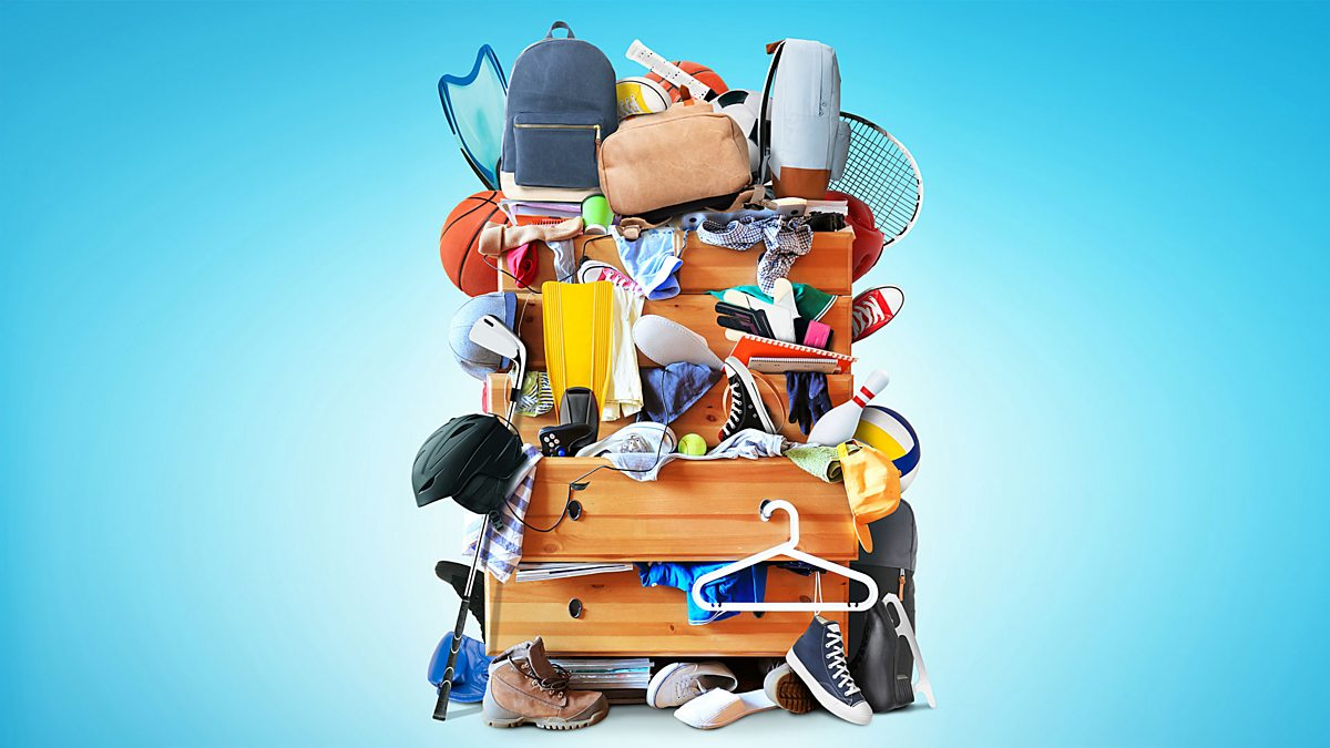 BBC Learning English - 6 Minute English / The decluttering trend