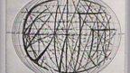 Percival Lowell maps Mercury