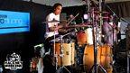 Isaac Danquah at Hackney Weekend 2012