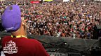 DJ Target at Hackney Weekend 2012