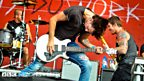 All Time Low at Reading 2012