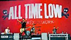 All Time Low at Leeds 2012