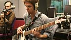 The Courteeners in the Live Lounge - 5