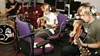 McFly in the Live Lounge - 10 Sep 2008 - 7