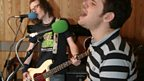 Scouting for Girls in the Live Lounge - 9 Feb 2009 - 1
