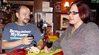 Faith and friendship: Phil and Lara