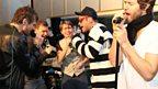 Take That: Live Lounge - 22 Nov - 2