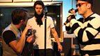 Take That: Live Lounge - 22 Nov - 4