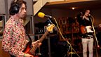 Fixers in the Live Lounge - 15 Jan 11 - 5