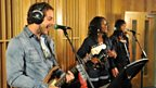26 Sept 11 - James Morrison in the Live Lounge - 4