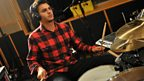 17 Oct 11 - Bombay Bicycle Club in the Live Lounge - 5