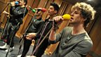 09 Dec 11 - The Wanted in the Live Lounge - 2