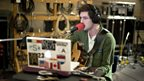 11 Jan 12 - Twin Atlantic in the Live Lounge - 7