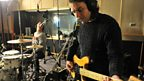 25 Jan 12 - Arctic Monkeys in the Live Lounge - 4