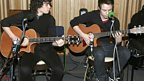 Paramore in the Live Lounge - 01 Feb 2008 - 8