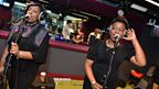 Jacob Banks in the Live Lounge for Hot for 2013