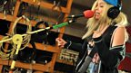 The Ting Tings in session - 8