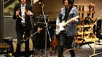 Jack White in session - 2