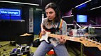 Peace in the Live Lounge